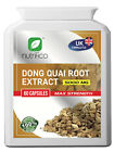 5000MG UK'S STRONGEST! Dong Quai Root Concentrated Women's Health 60s Pills