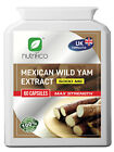 5000MG UK'S STRONGEST! Mexican Wild Yam Concentrated Women's Health 60s Pills