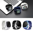 New T8 Bluetooth Smart Watch With Camera Support SIM & TF Card Call for Android