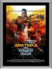 Star Trek 2 - The Wrath Of Khan A1 To A4 Size Poster Prints