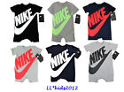 Nike Futura Infant Coverall Outfit Size  0-3M, 3-6M, 6-9M, 9-12M  NWT