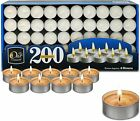 Kyпить Tea Light Candles - Bulk Pack - White Unscented, 4 hours burn time на еВаy.соm