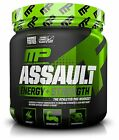MusclePharm Assault Sport Nutrition Powder Performance Pre-W