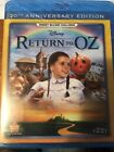Return To Oz Disney Blu-ray Exclusive *30th Anniversary Edition* NEW & Sealed!! For Sale