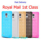 Thin Silicone Gel Case ShockProof Cover For Samsung Galaxy S5 S7 Note 4/5 + Film