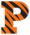Princeton Tigers Vinyl Sticker Decal *sizes* Wall Cornholetruck Car