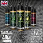 2nd Wife E liquid E Juice 5 Amazing New Flavours in 40ml Bottle Made in UK
