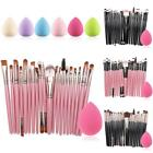 20pcs Makeup Brushes Kit Powder Foundation Eyeliner Eyeshadow Lip Brush EN24H 01