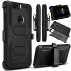 ZTE Grand X4,Rugged Armor Kickstand Back Cover For ZTE Grand X4/Z956
