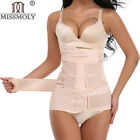 Women Postpartum Belt Belly Wrap Body Shaper Support Recovery Girdle After Birth