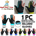 Champion Pool Billiard Cue Gloves Left And Right Hand Three Finger Accessory New $14.69 USD on eBay