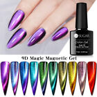 7.5ml Soak Off UV Gel Polish Magnetic Nude Holographic Nail