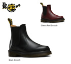 DRMARTENS CLASSIC 2976 LEATHER BLACK SMOOTH ANKLE BOOTS NEW