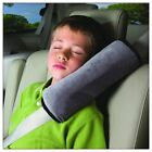 2PCS Kids Car Safety Harness Cushion Pillow Shoulder Seat Cover Belt Pad Strap