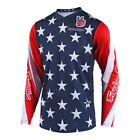 Troy Lee Designs GP Star Mens MX Offroad Jersey Navy