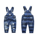 Baby Boys Girls Bottoms Toddler Infants Child Denim Trousers Jeans Overall Gifts
