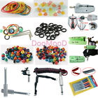 machine handler - Tattoo Machine Supply Parts Wrench Adjuster H T Needle Pads Rubber Bands O-Rings
