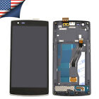 Replacement ONEPLUS ONE LCD A0001 Complete Lcd Touch Screen Digitizer with Frame