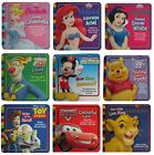 DISNEY Childrens Early Learning Books Pre-School Board Book Counting Colours etc