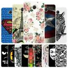 "For Cubot Cheetah 2 5.5"" Soft TPU Case Cover Mask Elephant Rose Stars Tower New"