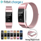 Kyпить Fitbit Charge 2 Armband Edelstahl Replacement Wrist Strap Watchband Magnet на еВаy.соm