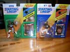 2 Original 1992 Bo Jackson Starting Lineup figures Brand New Raiders Soxes