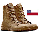 Nike SFB 8 SPECIAL FIELD COYOTE KHAKI MILITARY BOOTS 329798 990 ALL SIZES