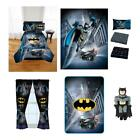 Batman Guardian Speed Room in a Bag comes with Twin Comforter, Pillow Buddy,...