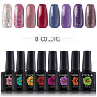 Coscelia UV Nagellack Farbenset Nagel Gel Polish Nagelgel Gelish Gellack 6PC
