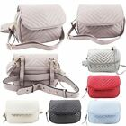 New Convertible Faux Leather Quilted Women's Bum Waist Shoulder Bag