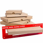ROYAL MAIL LARGE LETTER CARDBOARD BOX SHIPPING MAIL POSTAL PIP C4/C5/C6/DL