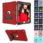 Full Body Case ShockProof Heavy Protective Stand Cover for iPad 9.7 2018 6th Gen