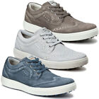 Ecco Mens Casual Hybrid Hydromax Waterproof Leather SL Golf Shoes 15