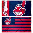 CLEVELAND INDIANS 3'X5' FLAG MLB (2 DESIGNS) BANNER: FAST FREE SHIPPING on Ebay