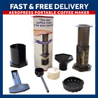 Portable Aerobie Aeropress Coffee Maker - Main Unit And Spare Parts/Filters