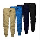 Fashion casual Men's Urban Straight Leg Trousers Casual Tooling sports pants
