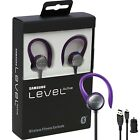 OEM Samsung Level Active Wireless Fitness Sweat Resistant Earbuds + Car Charger