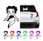 Betty Boop Style Decal Sticker For Your Macbook, Laptop, Wall, Car 8 Designs £2.49 GBP on eBay