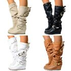 Indian Bottes Cuir Ibiza Bottines MADE IN ITALY Cuissardes KIKKILINE Boots Ind12