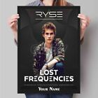 Lost Frequencies Art Personalized Print Custom Poster Wall Decor