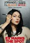ORANGE IS THE NEW BLACK TV Show PHOTO Print POSTER Laura Preopon Alex Vause 005
