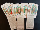 GALLAHER 1902 cigarette tobacco cards ROYALTY - Select from List