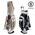 BOGNER Pocket Point Wheel 8 inch Authentic Womens Golf Caddie Bag 2 Color_V