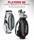 TITLEIST 2018 PLAYERS 6K 9 inch Authentic Golf Caddie Bag 3 Color TB8CT6K_V