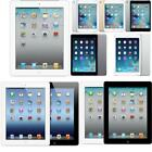apple ipad 2 3 4 air 1st gen mini 1st gen 16 32 64gb all colors tablet