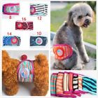 Male Dog Wrap Band Diapers Belly Nappys Sanitary Toilet Training Underwear