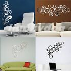Fashion 3d Diy Acrylic Mirror Wall Stickers La031 Modern Home Decoration(n)&