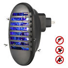 Portable LED Electric USB Mosquito Killer Lamp Fly Bug Insect Trap Catcher Light