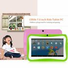 """7"""" INCH KIDS ANDROID 4.4 TABLET PC QUAD CORE WIFI HD CHILD CHILDREN 8GB RM"""