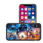 STAR WARS ACTION WALLPAPER 1 BUMPER PHONE CASE IPHONE 5 6 7 8 X 11 PROMAX GALAXY $13.99 USD on eBay